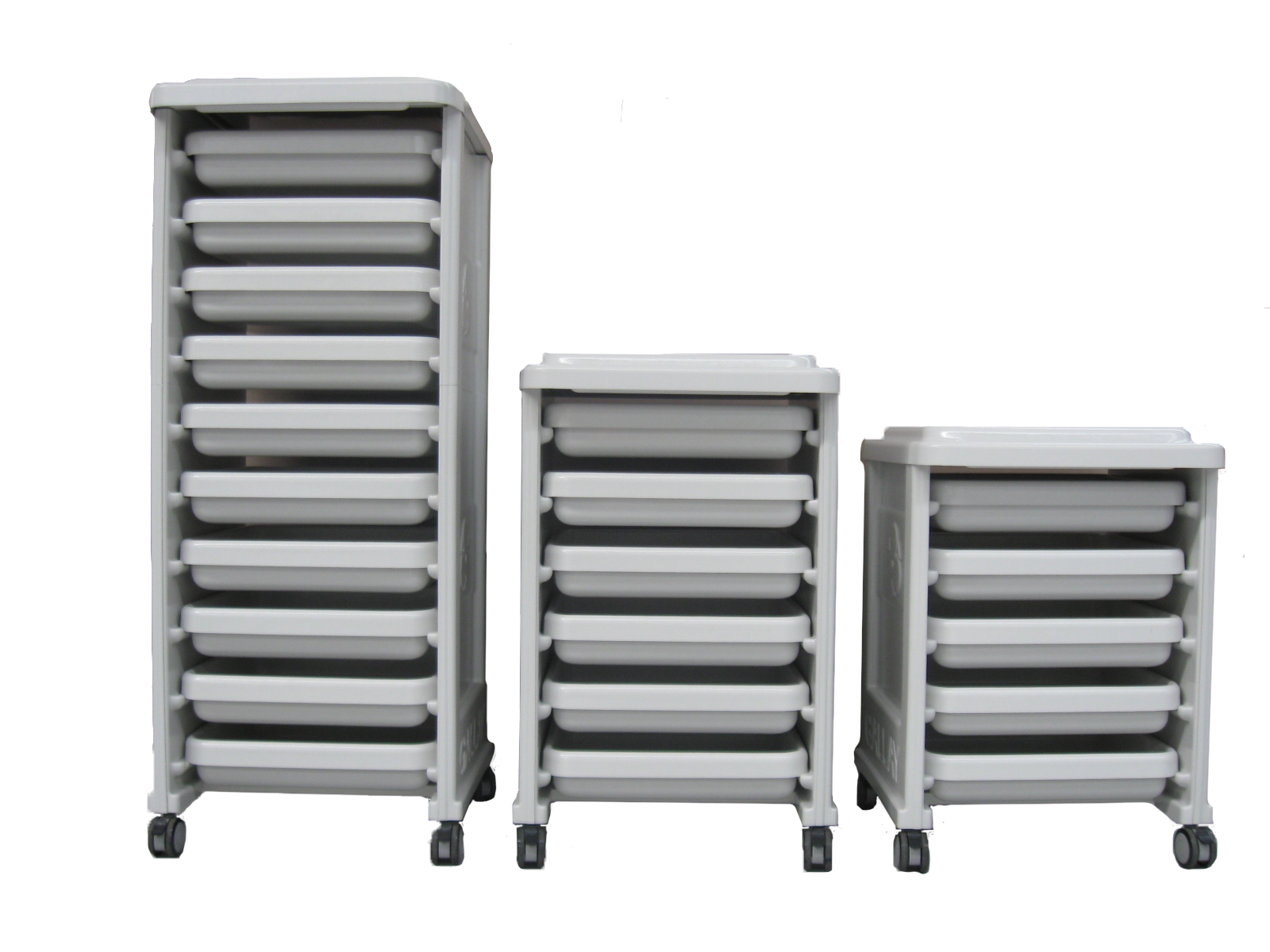 Endoscope transport storage