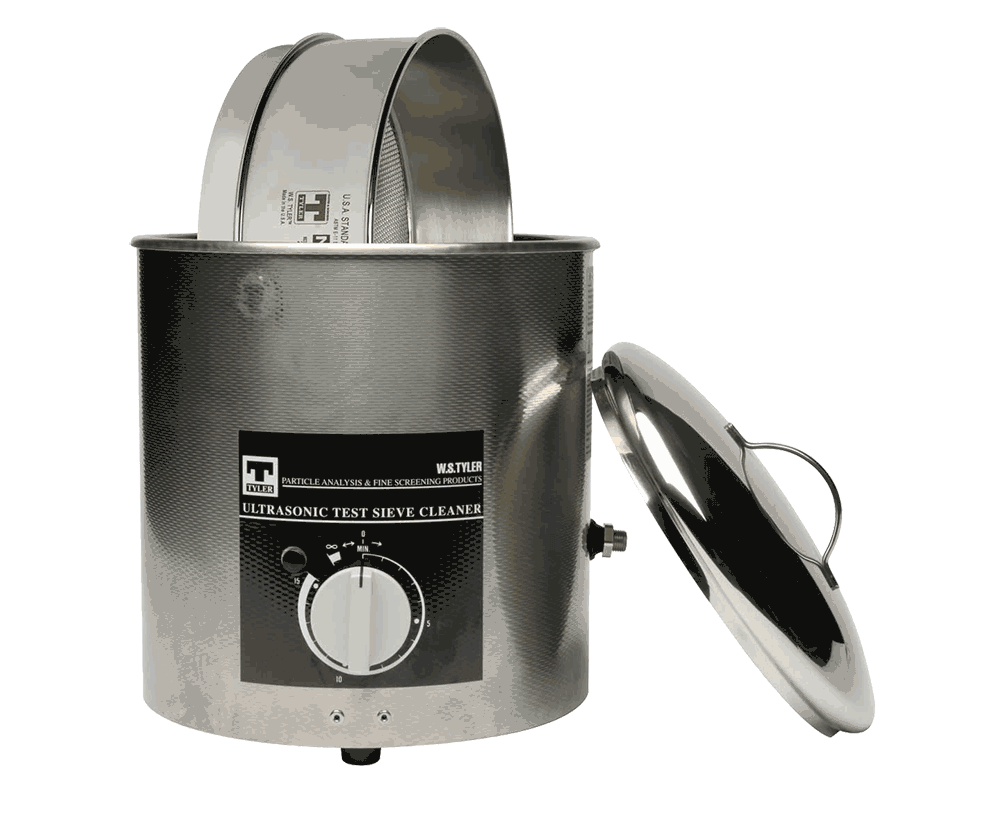 Ultrasonic Test Sieve Cleaner